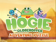 Hogie The Globehoppper Adventure Puzzle