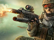 FPS Sniper Shooter: Battle Survival