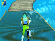 Underwater Cycling