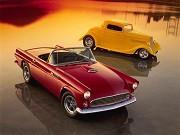 Antique Cars Puzzle 2