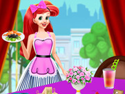 Princess Ariel Breakfast Cooking 3