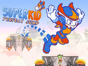 Super Kid Perfect Jump