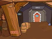 Dwarf Cave Escape