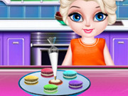 Elsa Little Chef Rainbow Baking