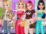 Princesses Spring Shopping Spree