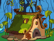 Gfg Leafy House Escape
