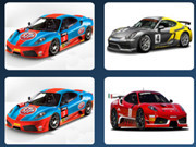 Racing Cars Memory Challenge