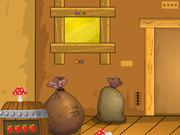 Shiny Easter Wooden Door Escape
