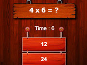 Multiplication Math Challenge
