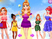 Disney Rainbow Fashion