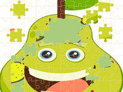 Fruit Cartoon Puzzle 1
