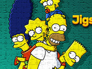 Simpsons Jigsaw Challenge