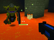 Multiplayer Minecraft Battle - The Testing Grounds