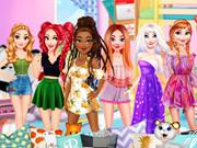 Disney Animal Dress-up Party