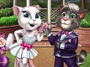 Kitty Wedding Day