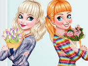Princesses: Florists