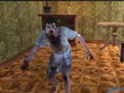 Creepy Granny Scream Scary Freddy