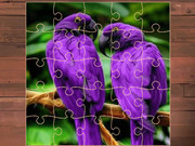 Exotic Animals Jigsaw