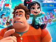 Ralph Breaks The Internet Jigsaw