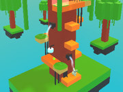 Blocky Rabbit Tower