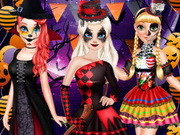 Disney Princess Halloween Party
