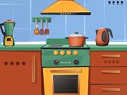 Classy Kitchen Escape