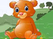 Baby Bear Jigsaw
