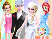 Elsa And Jack's Love Wedding Photos