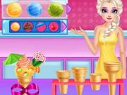 Elsa's Dessert Shop