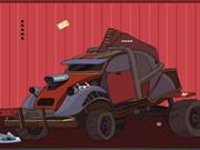 Gfg Monster Car Rescue