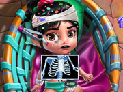 Vanellope Injured Emergency