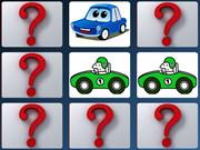 Cartoon Cars Memory