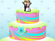Wonderful Wedding Cake