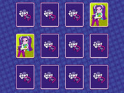 Equestria Girls Match Game
