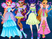 Winx Club Hair Salon