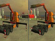 Crane Trucks Differences