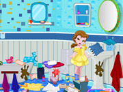 Little Princess Bathroom Cleaning