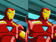 Iron Man Find The Differences