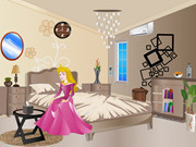 Princess Aurora Modern Room Decor