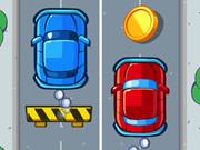 2 Cars Race