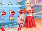 Princess Spring Shopping