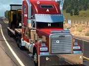 Freightliner Trucks Hidden Letters
