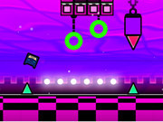 Geometry Dash Neon Subzero