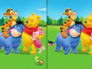Winnie The Pooh Differences