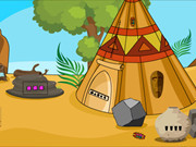 Genie Tribal Hut Escape 2