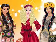 Princess Festival Fashion Icon