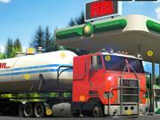 Tanker Trucks Hidden Tires