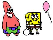 Spongebob Coloring Page