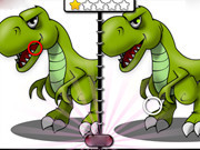 Dinosaur Spot The Differences