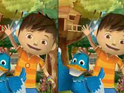 Zack & Quack Differences